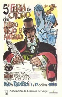 5ª Feria de Otoño del Libro Viejo y Antiguo de Madrid