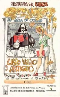 8ª Feria de Otoño del Libro Viejo y Antiguo de Madrid