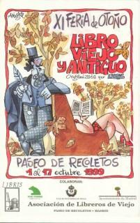 XI Feria de Otoño del Libro Viejo y Antiguo de Madrid