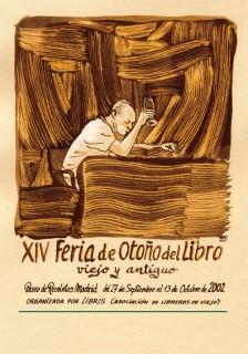 XIV Feria de Otoño del Libro Viejo y Antiguo de Madrid