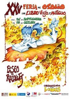 XXV Feria de Otoño del Libro Viejo y Antiguo de Madrid