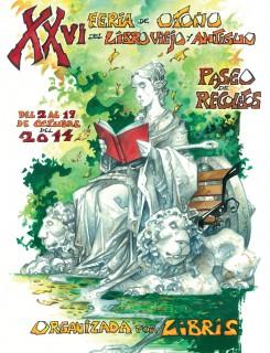 XXVI Feria de Otoño del Libro Viejo y Antiguo de Madrid