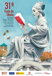 31ª Feria de Otoño del Libro Viejo y Antiguo de Madrid